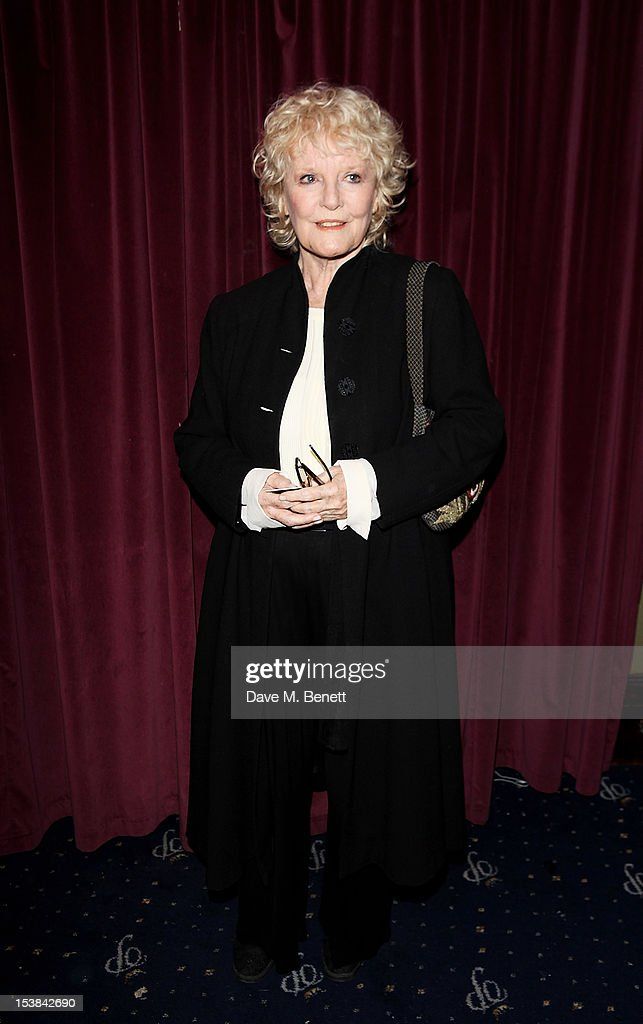 Petula Clark attends an after party following the press night performance of 'Cabaret' at Cafe de Paris on October 9, 2012 in London, England.