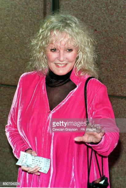 Petula Clarke arriving for the Michael Jackson Concert at Madison Square Garden in New York City