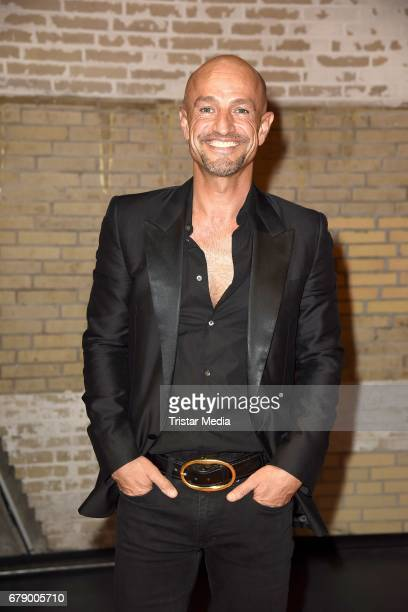 Peyman Amin attends the About You Awards on May 4 2017 in Hamburg Germany