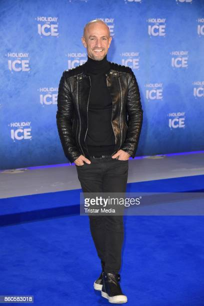 Peyman Amin during the Holiday on Ice Season Opening 2017/18 at Volksbank Arena on October 12 2017 in Hamburg Germany