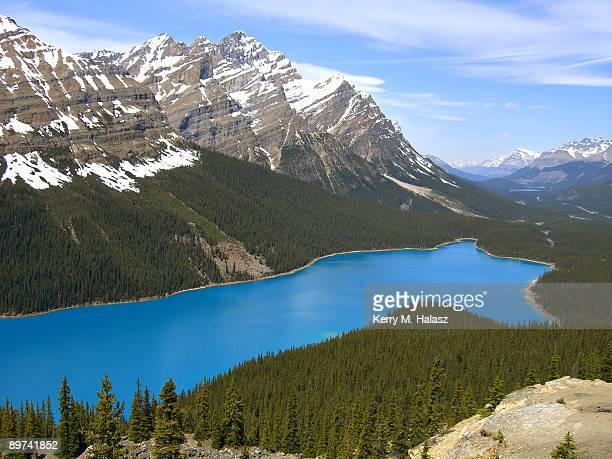 Peyto Lake, Banff.