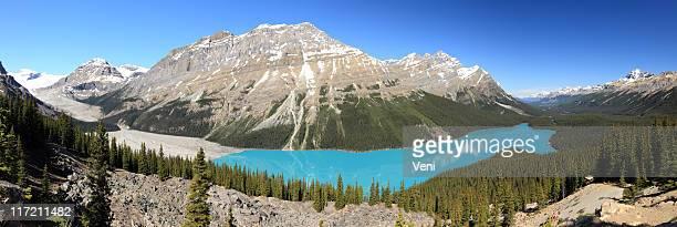 Peyto Lake, Canadian Rockies