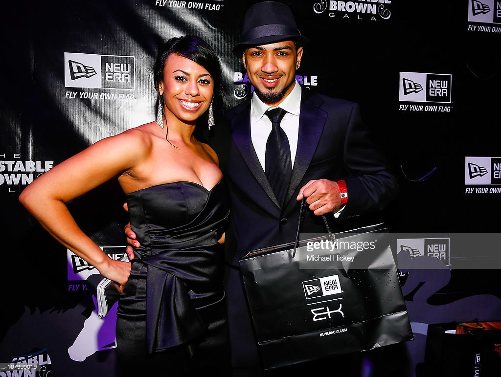 <a gi-track='captionPersonalityLinkClicked' href=/galleries/search?phrase=Peyton+Siva&family=editorial&specificpeople=5792001 ng-click='$event.stopPropagation()'>Peyton Siva</a> seen at the New Era Cap tent at The Barnstable Brown Gala on May 3, 2013 in Louisville, Kentucky.