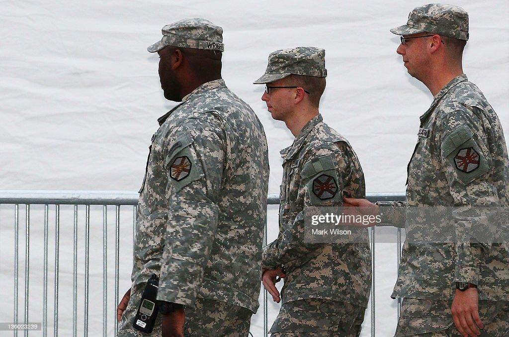 In Profile: Bradley Manning