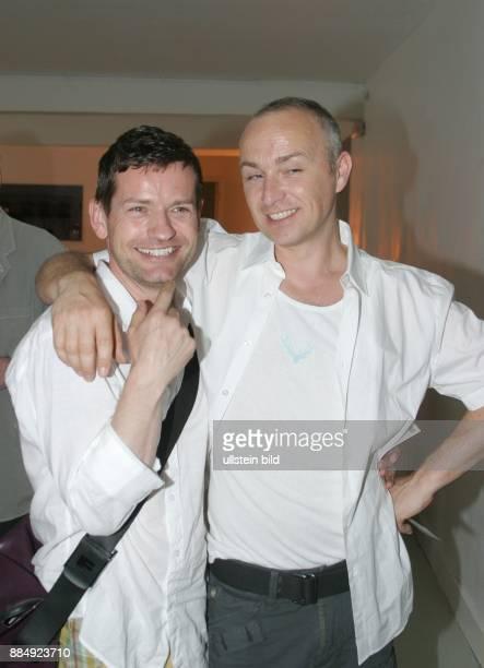 Pfister Ursli Entertainer Kabarettist Schweiz mit Ehemann Toni