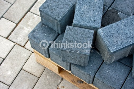 Pflastersteine : Stock Photo