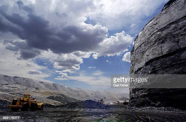 Mining on black mesa