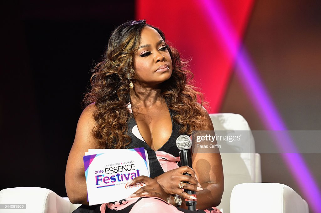 <a gi-track='captionPersonalityLinkClicked' href=/galleries/search?phrase=Phaedra+Parks&family=editorial&specificpeople=4191319 ng-click='$event.stopPropagation()'>Phaedra Parks</a> speaks onstage at the 2016 ESSENCE Festival Presented By Coca-Cola at Ernest N. Morial Convention Center on July 1, 2016 in New Orleans, Louisiana.
