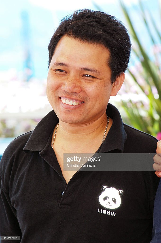 Phantham Thonsang during 2004 Cannes Film Festival - Tropical Malady - Photocall at Palais Du Festival in Cannes, France.