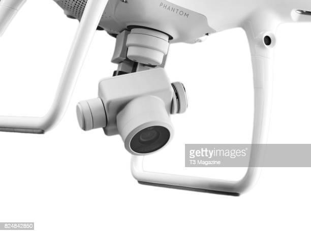 Phantom 4 Pro drone taken on December 16 2016