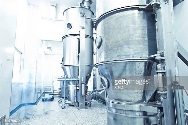 Fabbrica farmaceutica attrezzature di lavoro