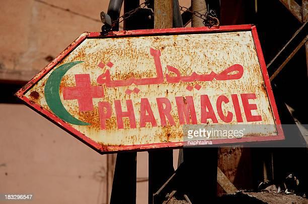 Pharmacie perfect sign
