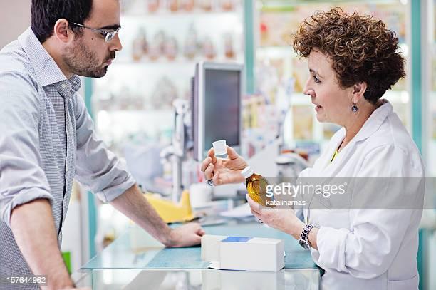 Apotheker geben Tipps für den Mann