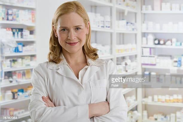 Pharmacist in Hospital Pharmacy