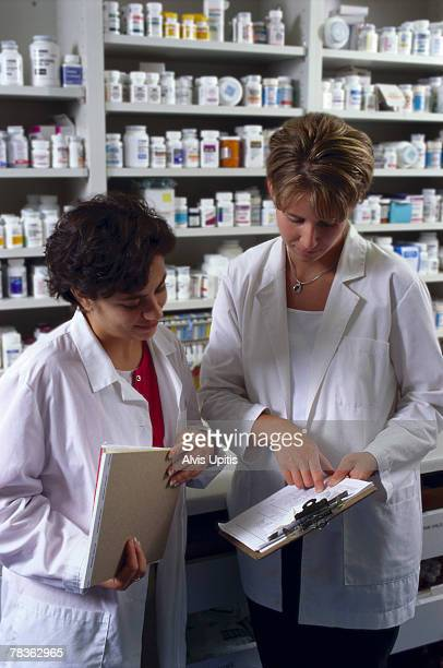 Pharmacists consulting