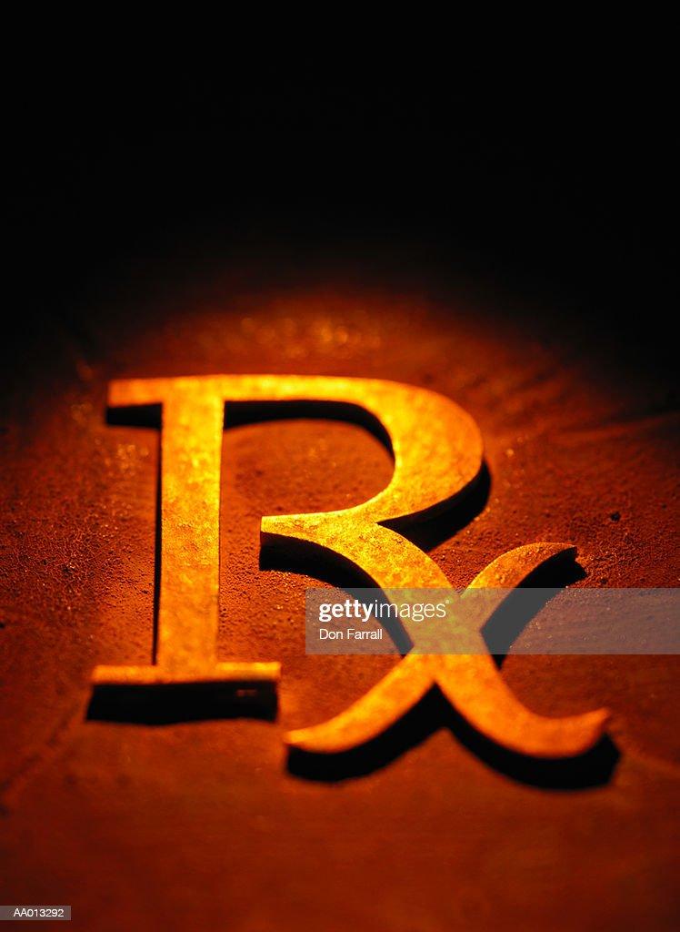 Pharmacology Symbol : Stock Photo