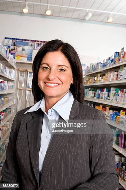 Pharmacy customer