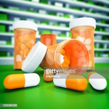 Farmacia : Foto stock