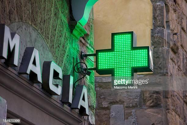 Pharmacie Panneau