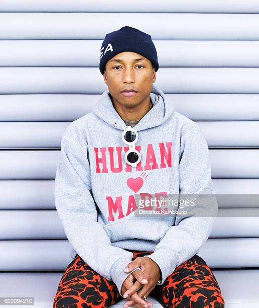 Pharrell Williams attends the Opening Of Billionaire Boys Club Flagship with Pharrell Williams on November 9 2016 in New York City