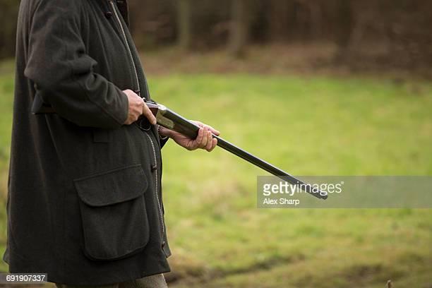 Pheasant shooting season