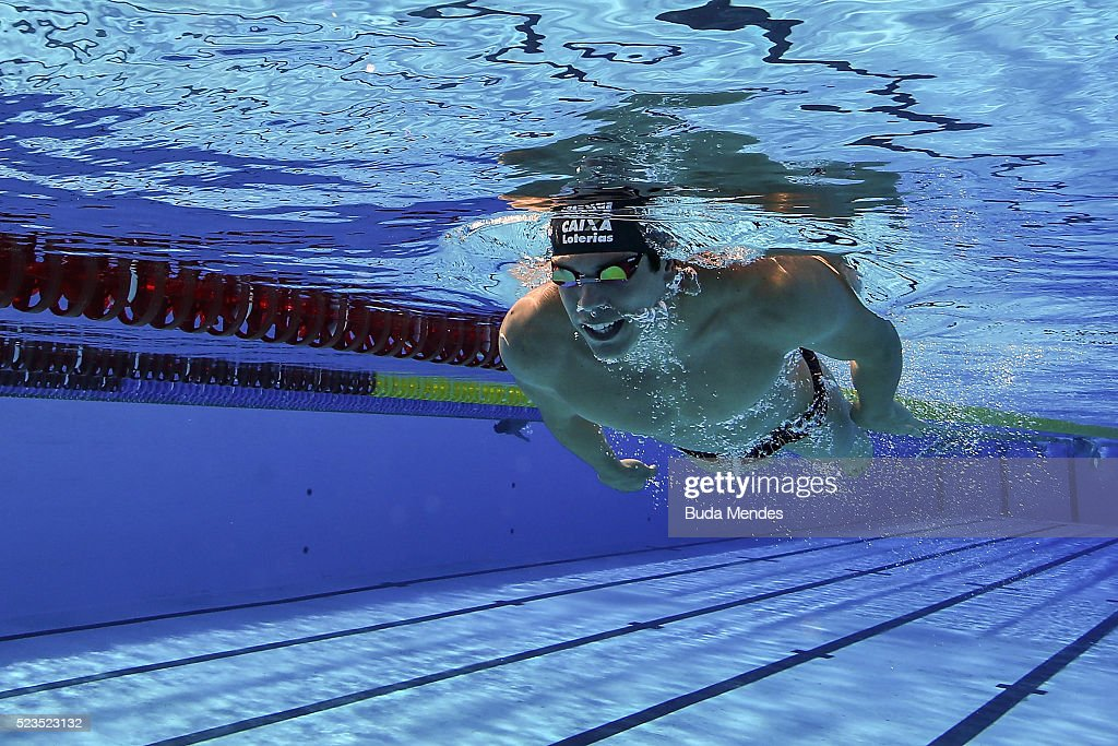 Paralympic Swimming Tournament
