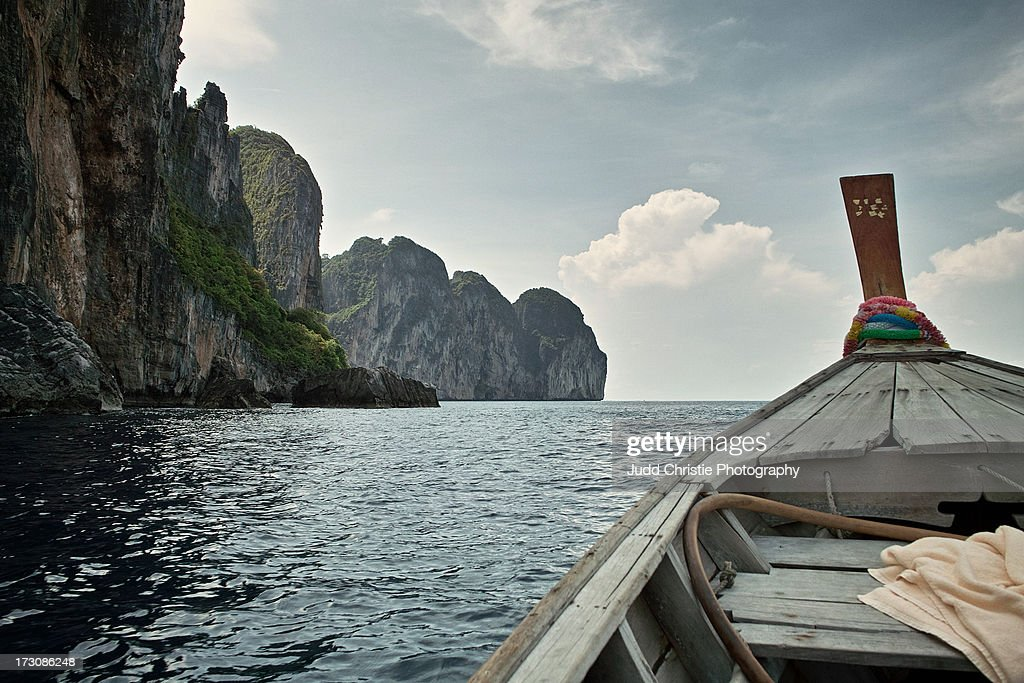 Phi Phi Thailand - Long Boat