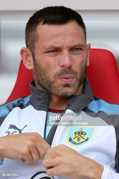 Phil Bardsley Burnley