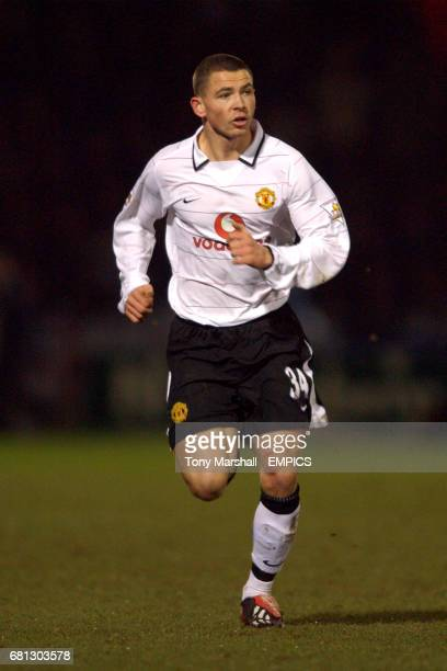 Phil Bardsley Manchester United