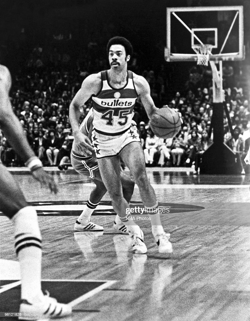 Baltimore Bullets Phil Chenier