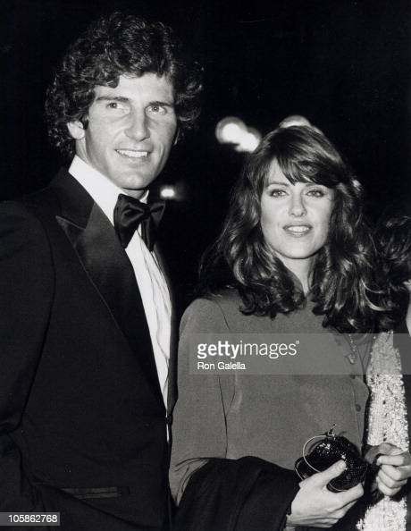 Phil Coccioletti and Pam Dawber during 31st Annual Primetime Emmy Awards at Pasadena Civic Auditorium in Pasadena California United States