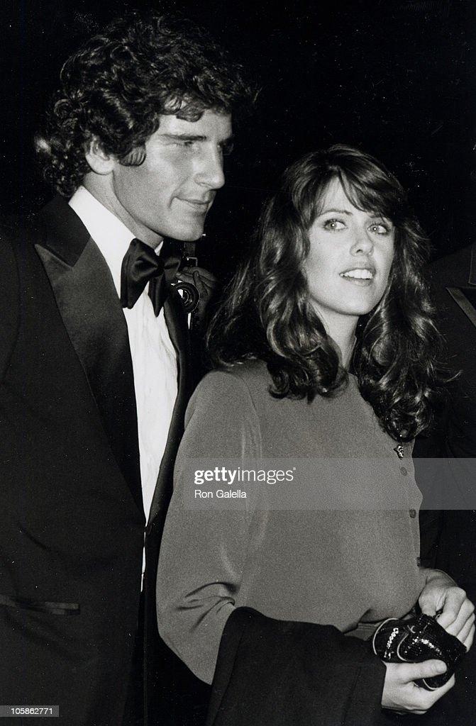Phil Coccioletti and Pam Dawber during 31st Annual Primetime Emmy Awards at Pasadena Civic Auditorium in Pasadena California United States