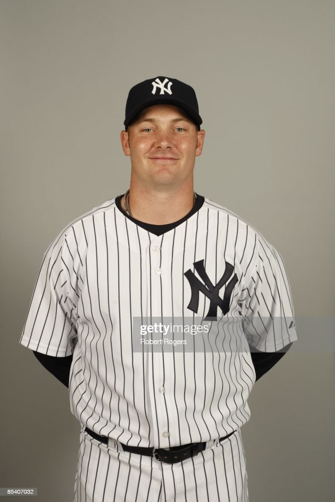Phil Coke of the New York Yankees poses during Photo Day on Thursday, February 19, 2009 at Steinbrenner Field in Tampa, Florida.
