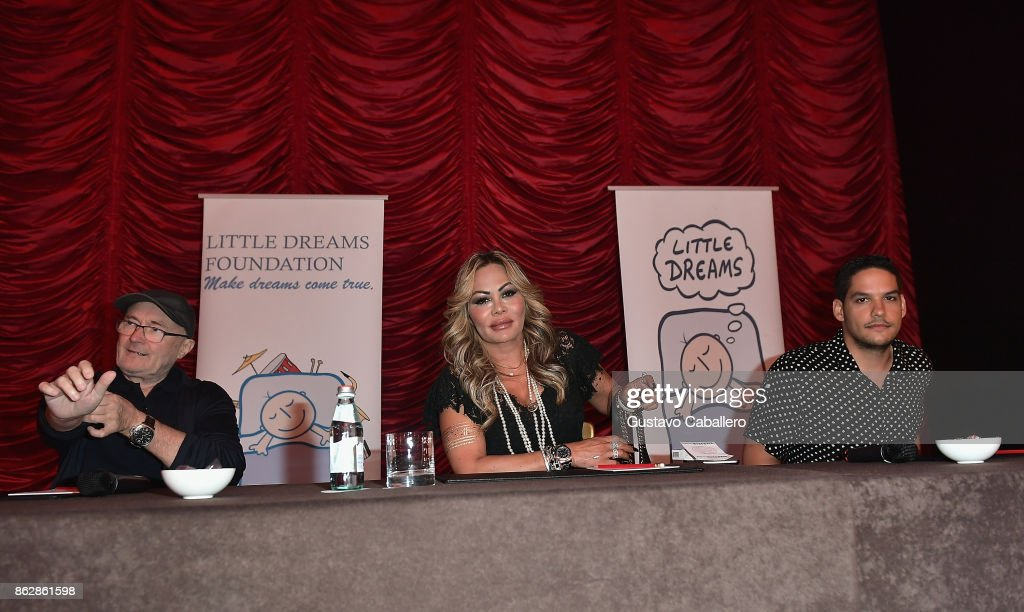 Little Dreams Foundation Gala Press Conference