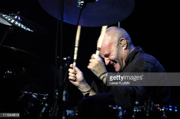 Phil Collins perform live at The Montreux Jazz Festival 2004 in Montreux Switzerland on July 07 2004