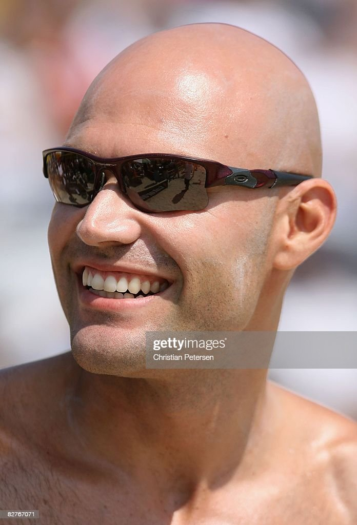 Phil Dalhausser and Todd Rogers defeated John Hyden and <b>Brad Keenan</b> 16-21, ... - phil-dalhausserin-action-during-the-avp-santa-barbara-open-final-on-picture-id82767071