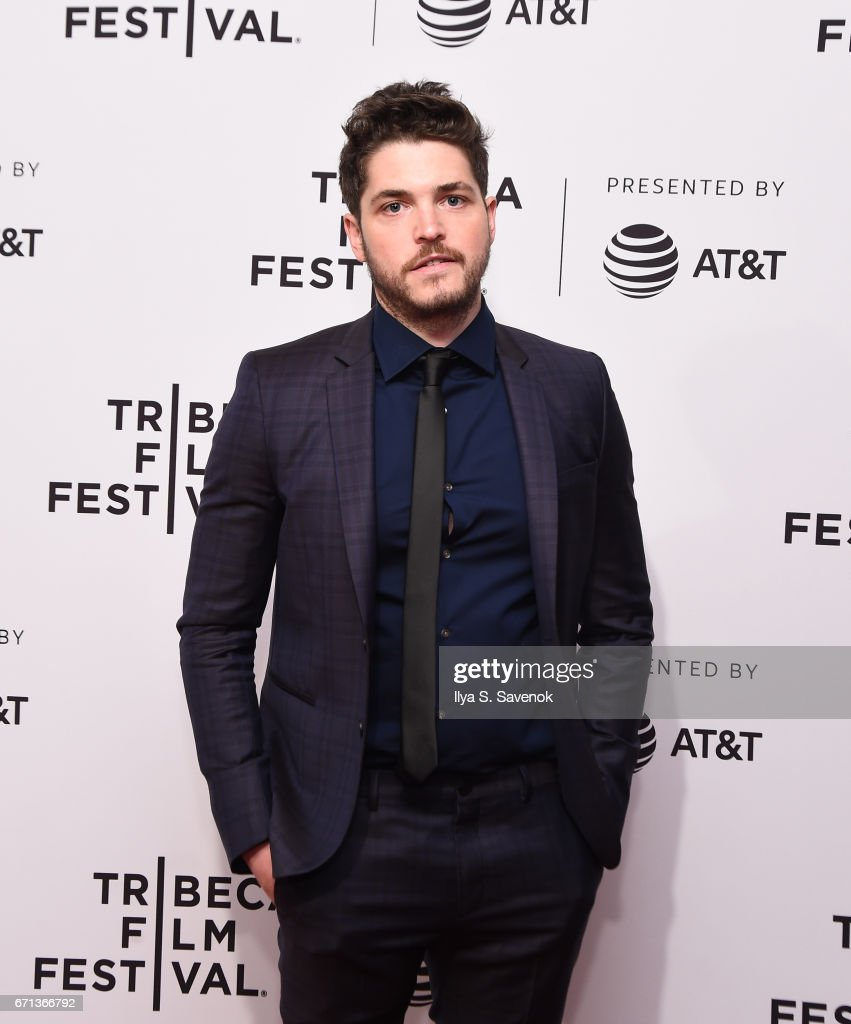 Phil Ettinger attends 'One Percent More Humid' Premiere during the 2017 Tribeca Film Festival at SVA Theatre on April 21, 2017 in New York City.