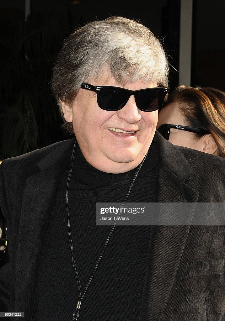 Phil Everly of The Everly Brothers attends Roy Orbison's induction into the Hollywood Walk Of Fame on January 29, 2010 in Hollywood, California.