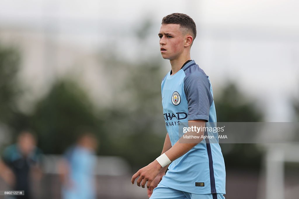 Manchester City v West Bromwich Albion: U18 Premier League : News Photo