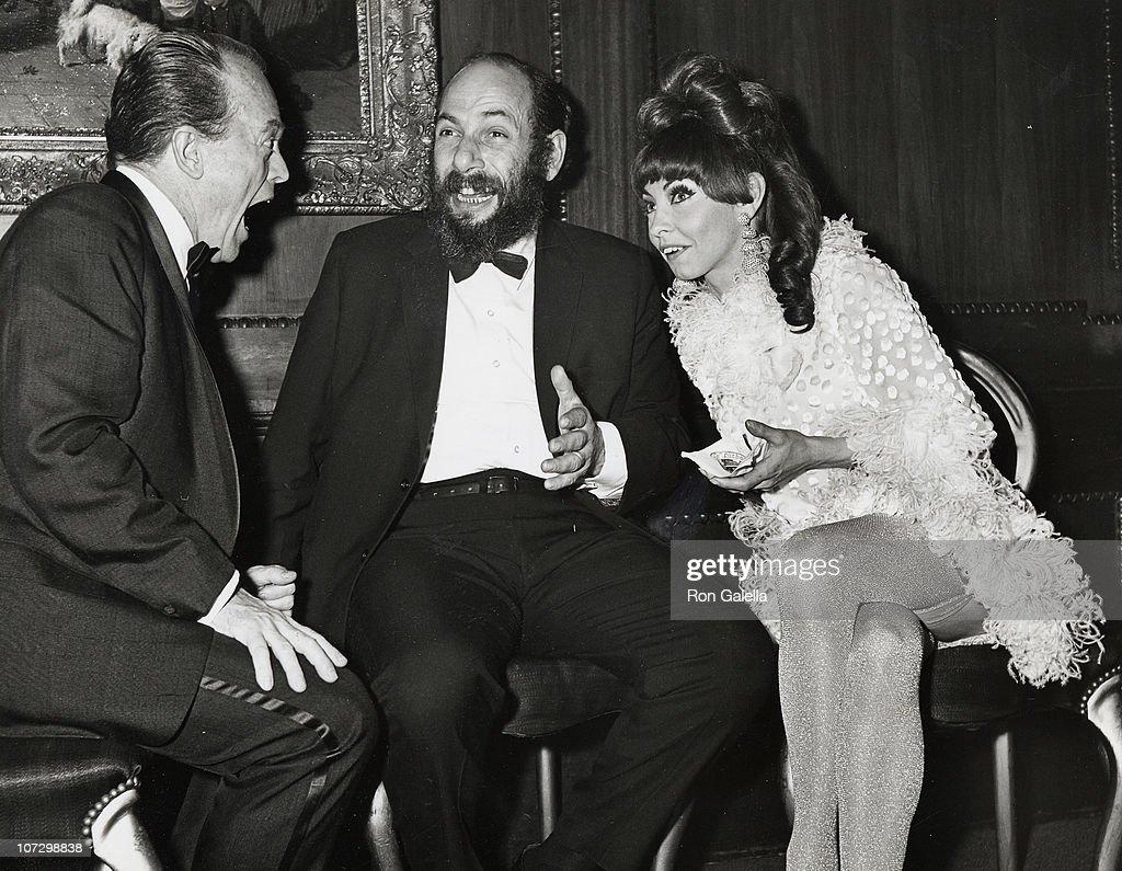 Ethel Merman and Mimi Hines sighting at Jule Styne s Birthday