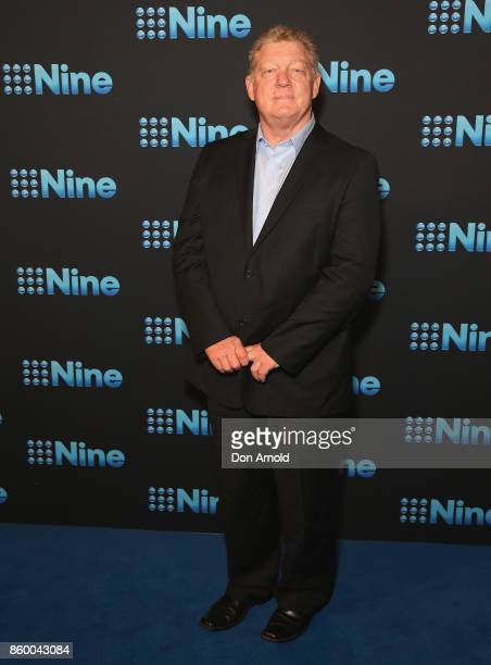 Phil Gould poses during the Channel Nine Upfronts 2018 event on October 11 2017 in Sydney Australia