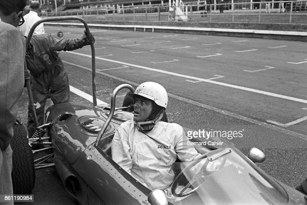 Phil Hill Ferrari 156 Sharknose Grand Prix of Great Britain Aintree 21 July 1962