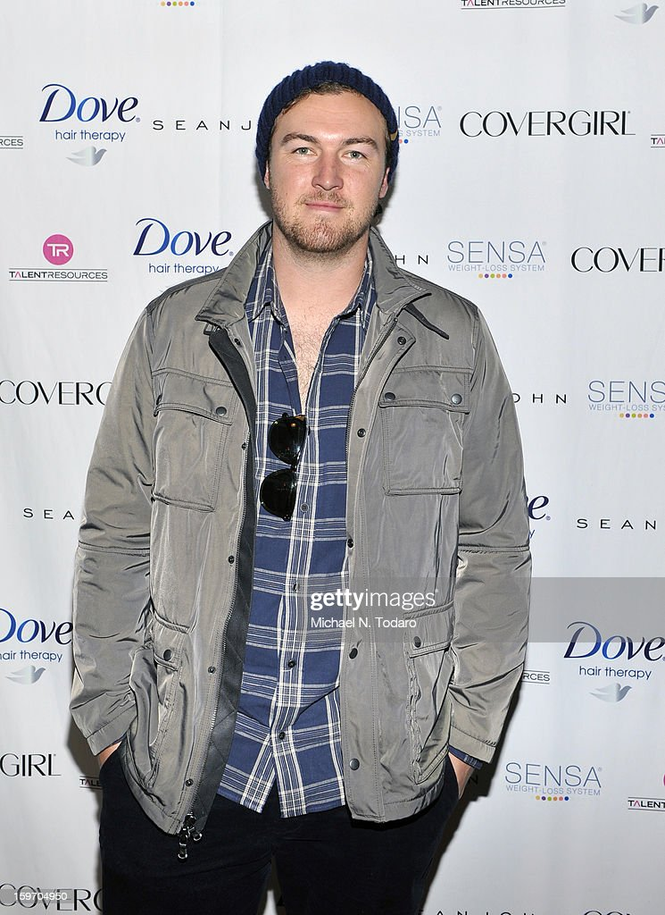 Phil Hughes attends the TR Suites Daytime Lounge - Day 1 on January 18, 2013 in Park City, Utah.