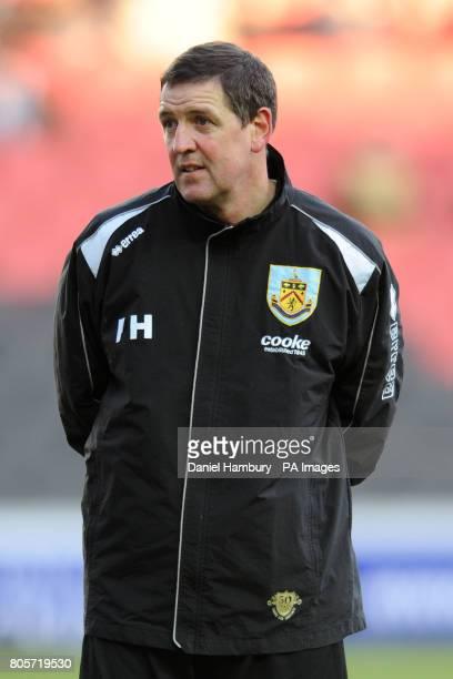 Phil Hughes Burnley goalkeeping coach