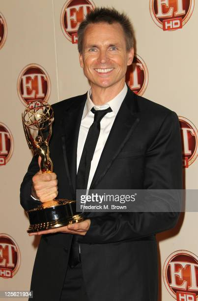 Phil Keoghan attends the 15th Annual Entertainment Tonight Emmy Party at Vibiana on September 18 2011 in Los Angeles California