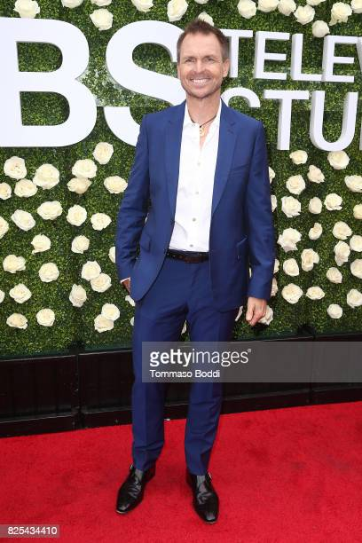 Phil Keoghan attends the 2017 Summer TCA Tour CBS Television Studios' Summer Soiree at CBS Studios Radford on August 1 2017 in Studio City California