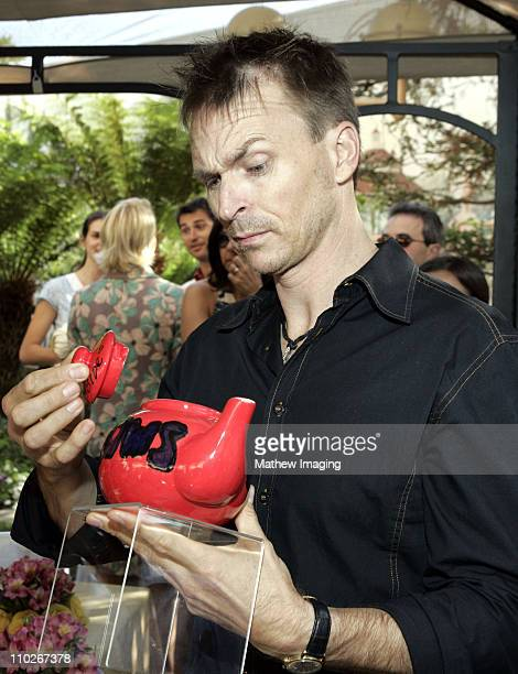Phil Keoghan during 3rd Annual BAFTA Tea Party Honoring Emmy Nominees at Park Hyatt Hotel in Century City California United States