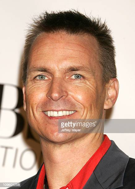 Phil Keoghan during CBS/Paramount/UPN/Showtime/King World 2006 TCA Winter Press Tour Party Arrivals at The Wind Tunnel in Pasadena California United...