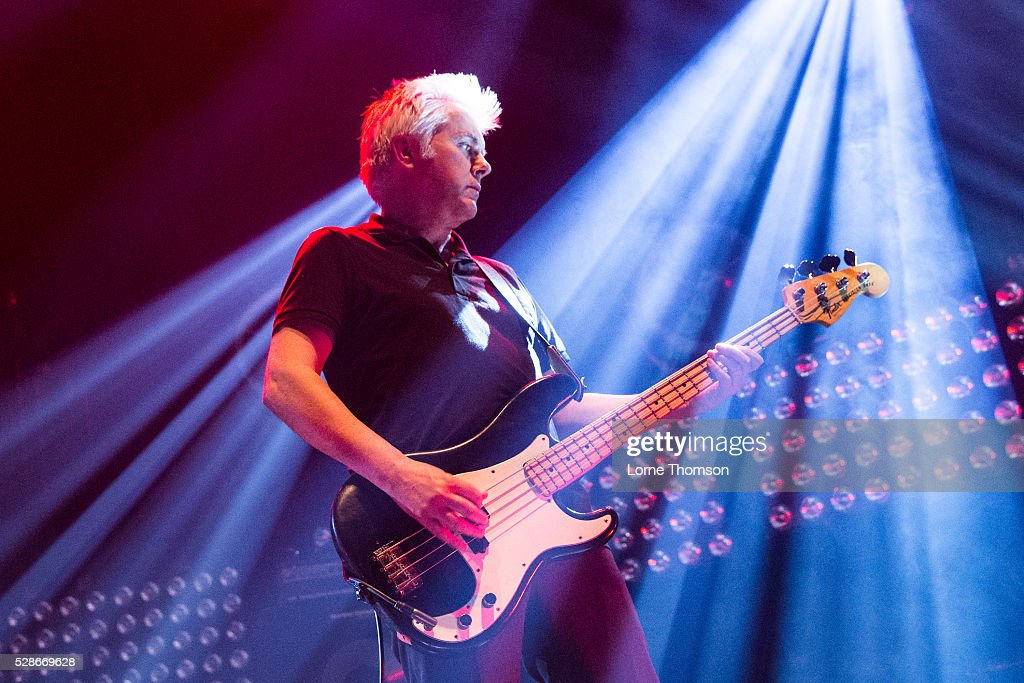 Phil King of Lush performs at The Roundhouse on May 06, 2016 in London, England.