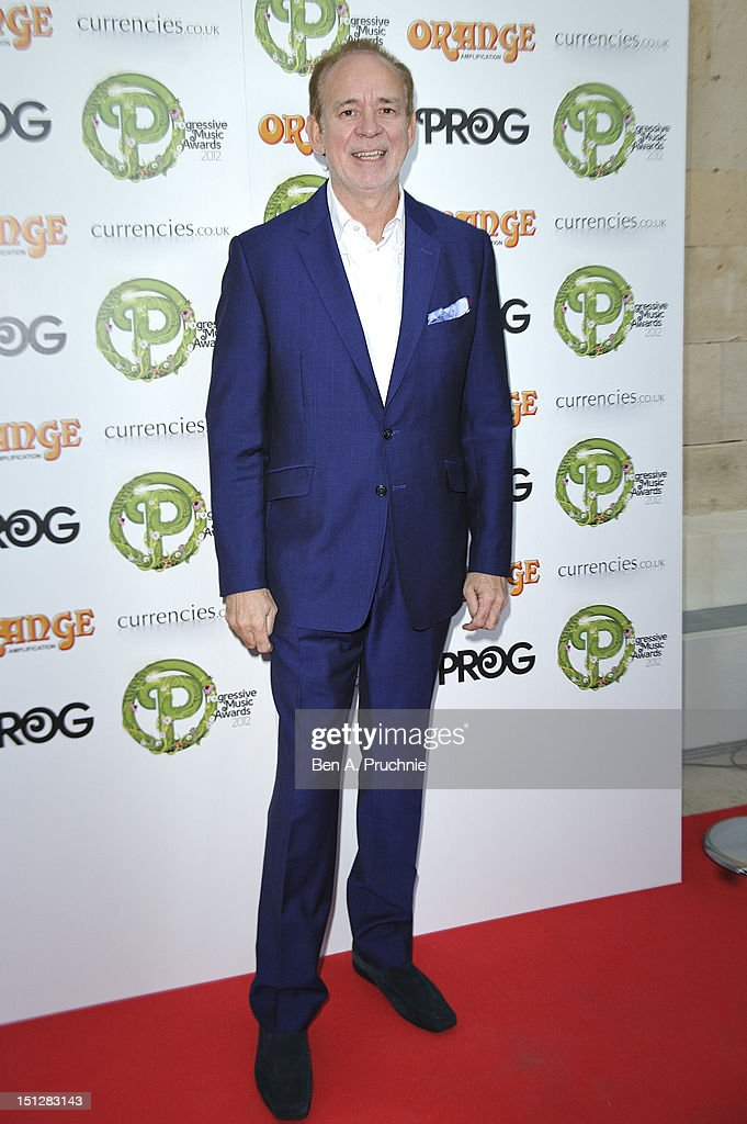 Phil Mandosnera attends the Progressive Music Awards at Kew Gardens on September 5, 2012 in London, England.